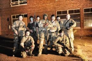 ACO team photo