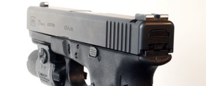 The Aimline pistol sight as shown on Aimline's website.  Photo from www.aimline.com, all rights reserved.