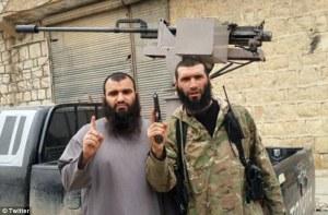 Khalid Abdurahman in Syria