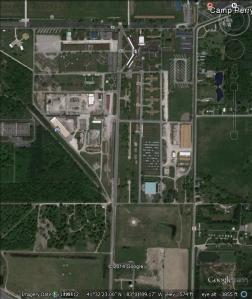 Camp Perry, Ohio - shooter's mecca and FEMA Death Camp.
