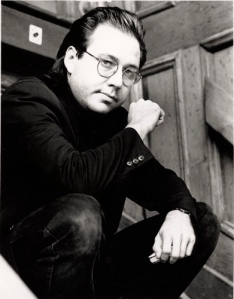 The late (?) comedian, Bill Hicks.