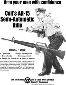AR15 1960s