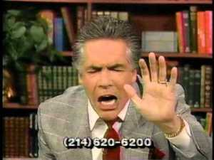 Evangelical fraud, Robert Tilton.