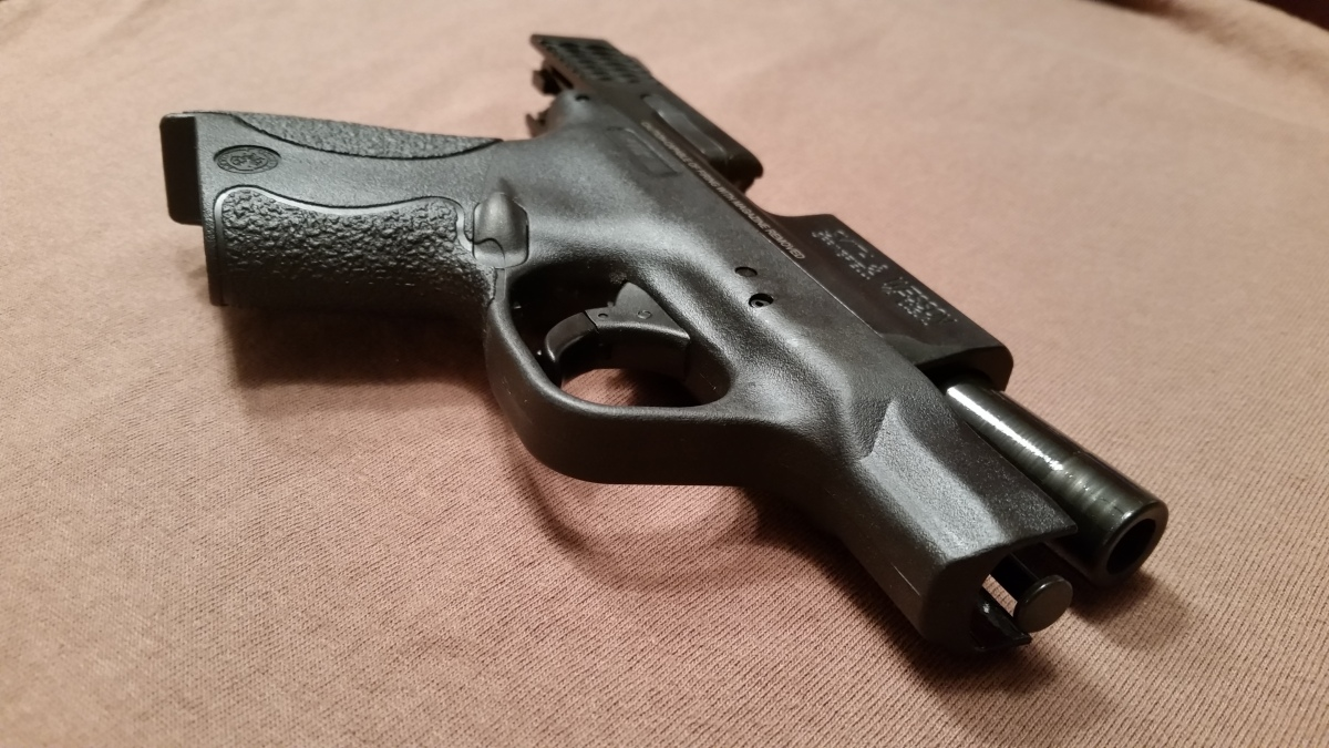 T&E: M&P Shield 9mm