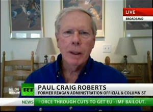 paul craig roberts - rt