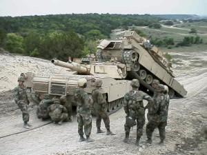 tank-mount